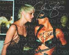 Catwoman Stone Berry signed sexy hot 8X10 photo picture poster autograph RP
