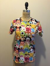 White Chocoolate Disney Tsum Tsum Collaboration T-shirt White Mickey Mouse NWT