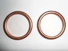 EXHAUST GASKETS for YAMAHA XT600 Tenere Set of 2 XT 600