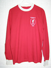 LIVERPOOL FA CUP FINAL WEMBLEY 1965 REMAKE LONG SLEEVE SHIRT ROGER HUNT 8 JERSEY