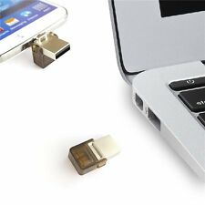 8GB Dual OTG USB FLASH DRIVE Memory Pen Stick For Android Smart Phone Tablet PC