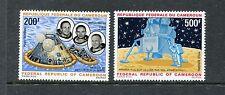 Cameroun C125-C126, MNH, Space exploration, 1969. x18346