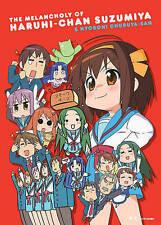 The Melancholy of Haruhi-Chan Suzumiya & Nyoron! Churuya-San (DVD) BRAND NEW