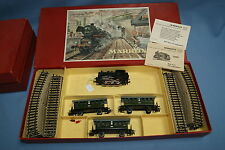 Marklin 3400 Passenger Train with Track Oval 50-ies