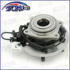 BRAND NEW FRONT WHEEL BEARING AND HUB ASSEMBLY 5 LUG W/ABS FOR TOWN & COUNTRY
