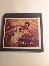 Celine Dion The Colour Of My Love  Mini Disc MD  Mint condition