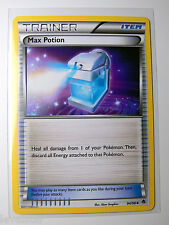 MAX POTION 94/98 BW Emerging Powers Trainer Pokemon Card