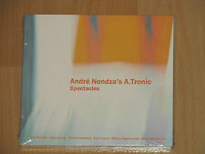 2xCD ANDRE NENDZA'S A.TRONIC - SPECTACLES  - DAVE LIEBMAN - NEU + OVP