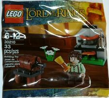 "LEGO LORD of the RINGS Set No.30210 ""Frodo with cooking corner"" - SEALED POLYBAG"