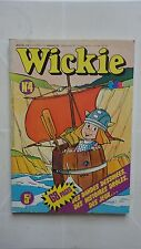 BD WICKIE N°4 TF1 MOBY DICK DE 1979 ERIK