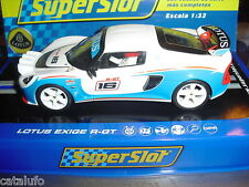 Superslot H3520 LOTUS EXIGE R-GT   New 1/32