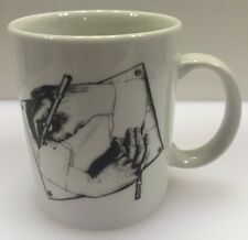 M.C. Escher 1898 1972 Coffee Mug Tea Cup Collectible Artist Cordon Art Holland