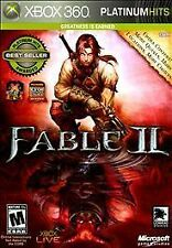 Xbox 360 Fable 2 Platinum Hits VideoGames
