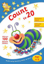 Count to 20 (I Can Learn), , New Book