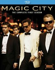 Magic City: The Complete First Season (Blu-ray Disc, 2012, 3-Disc Set)