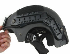 US SEAL IBH HELMET &NIGHT VISION MOUNT SEAL INTEGRATED HELMET BLACK