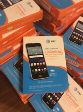 AT&T GO PHONE LG PHOENIX 2 4G LTE 8GB GSM SMARTPHONE BRAND NEW