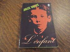 le livre de poche l'enfant - jules valles
