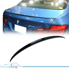 Painted BMW F10 528i 535i 550i M5-Style Rear Boot Trunk Spoiler Wing 11 16