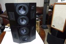 Episode HT 525SURR Hi-End Audiophile Bipol Dipol Surround Speakers Ribbon