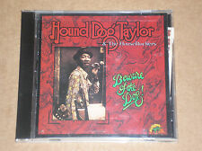 HOUND DOG TAYLOR & THE HOUSE ROCKERS - BEWARE OF THE DOG! - CD COME NUOVO (MINT)