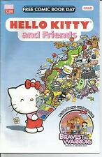 Hello Kitty and Friends - 2014 Free Comic Book Day