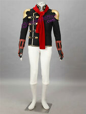 Final Fantasy Type-0 Eight cosplay costume include shoulder armors props