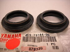 YAMAHA FRONT FORK DUST SEAL SET YZ80 YZ85 YZ 80 85 1993 - 2013