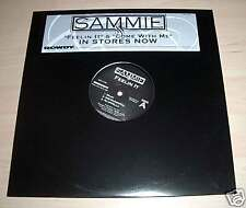 Sammie - Feelin It - Come With Me - 12 Zoll Maxi Single