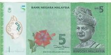 MALAYSIA 5 Ringgit EF Cond (ND2012) BARGAIN!