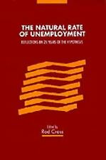 The Natural Rate of Unemployment : Reflections on 25 Years of the Hypothesis...