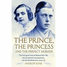 The Prince, the Princess and the Perfect Murder-ExLibrary
