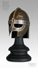 LOTR~ROTK~BATTLE HELM OF EOWYN~1/4 SCALE PROP REPLICA~LE 3000~SIDESHOW WETA~MIB