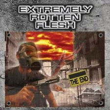 EXTREMELY ROTTEN FLESH The End CD