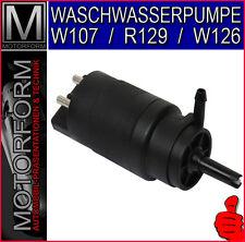 Mercedes W126: WASCHWASSERPUMPE wie 1298690021 280SE 300SE 560SEL 560SEC 500SEC