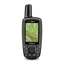 Garmin GPSMAP 64st Handheld GPS and GLONASS Receiver w/ BirdsEye subscription