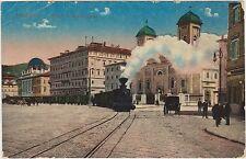 TRIESTE - RIVA 3 NOVEMBRE - TRENO 1921
