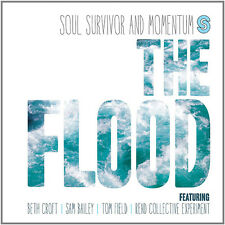 The Flood Soul Survivor and Momentum (Live) 2013 Brand New Double CD Import