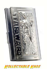 Star Wars Business Card Holder Han Solo in Carbonite