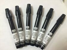 6 New Chartpak Blender Ad Marker -Colorless Xylene Pens- Image Transfer Copy P-O