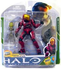 "Diamond Comics exclusive Halo 3 Series 5 ""Crimson EVA"" Action Figure, new RARE"