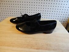 Youth ABT Tap Dance Shoes - black - size 2.5 - style 53570