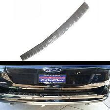 Rear Bumper Protector sill plate trim fit for FORD EDGE 2.0T 3.5L 2007-2014