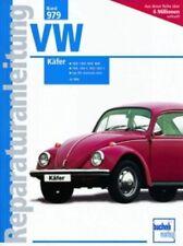 WERKSTATTHANDBUCH REPARATURANLEITUNG WARTUNG 979 VW KÄFER KARMANN GHIA