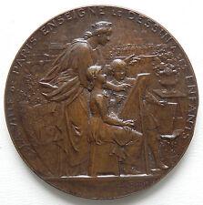 JETMED 082 - MEDAILLE DE TABLE - DIRECTION DE L'ENSEIGNEMENT PRIMAIRE - 1899