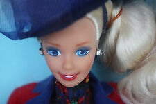 1991 DOLLS OF THE WORLD ENGLISH BARBIE NIB NRFB *MINT*