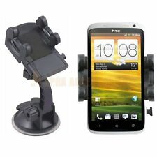 In Car Windscreen Mount Holder Cradle Kit For New HTC ONE X ,ONE S, One V - UK