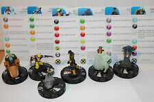 Marvel Heroclix Uncanny X-Men Fast Forces Giant-Size figures