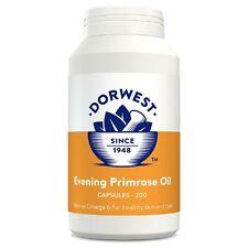 Dorwest Evening Primrose Oil Capsules x 200, Fast Dispatch