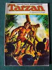 TARZAN MENSUEL no 29 - Le secret de la montagne noire - sagédition 1974